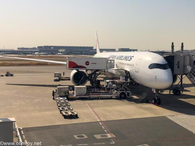 JA03XJ A350-900 Airbus A350-941 343 2019/09〜