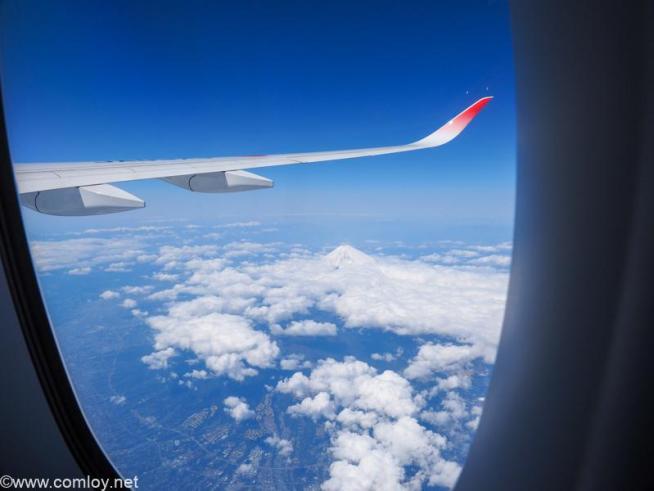 日本航空 JAL915 羽田 - 沖縄