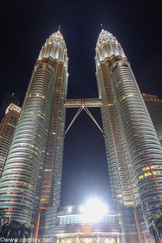 ペトロナスツインタワー PETRONAS Twin Towers