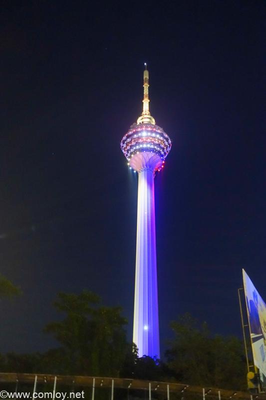クアラルンプールタワー KL TOWER