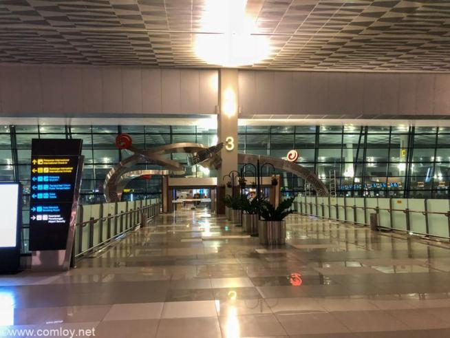 ジャカルタ スカルノ・ハッタ国際空港