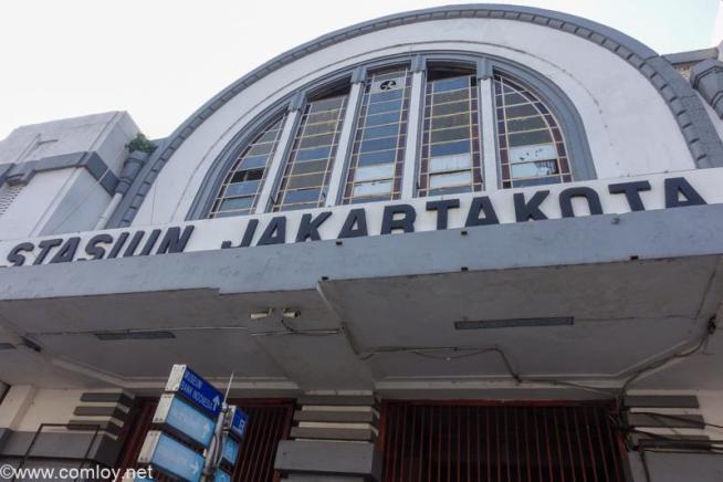Jakarta Kota駅