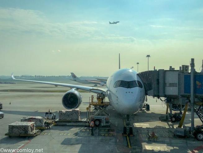 9M-MAF A350-900 Airbus A350-941 203 2018/05〜