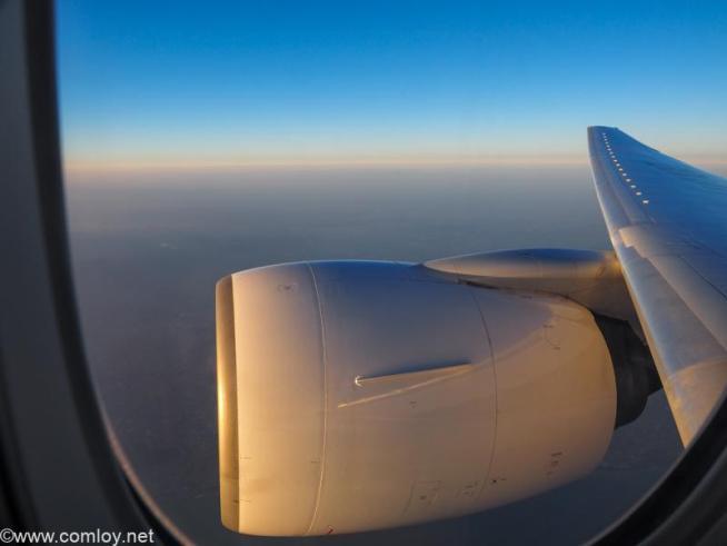 日本航空 JAL921 羽田 - 沖縄
