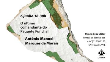Conferência sobre o Paquete Funchal