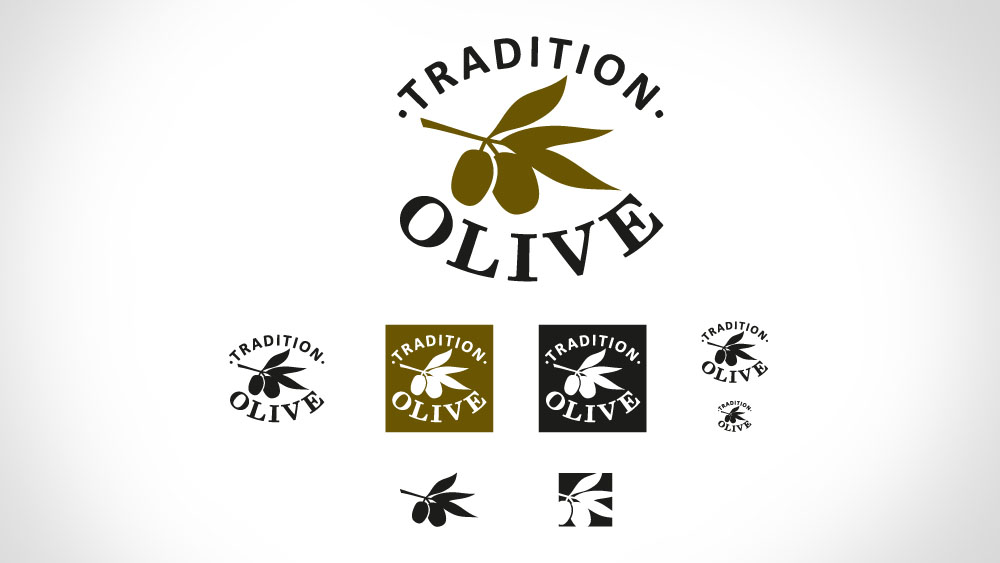 Logo Tradition Olive