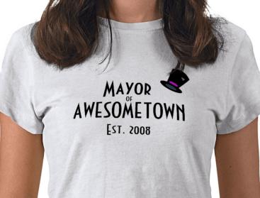 Mayor of awesometown