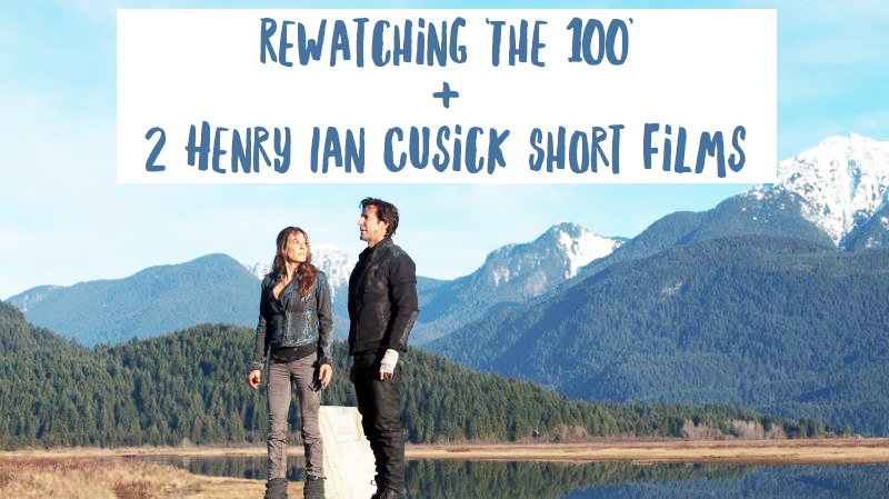 Rewatching The 100
