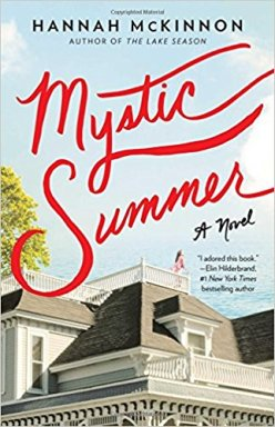 Book Cover - Mystic Summer by Hannah McKinnon