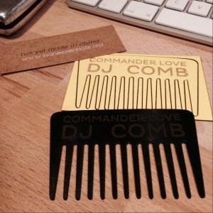 dj comb