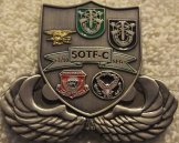 SOTF-C coin circa 2009-2010