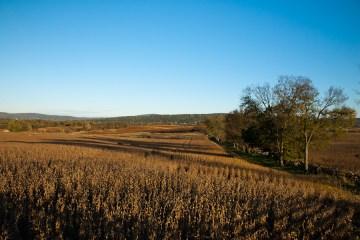 Antietam National Battlefield Park, Sharpsburg, Maryland, October 22, 2013