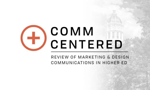 Welcome to CommCentered!