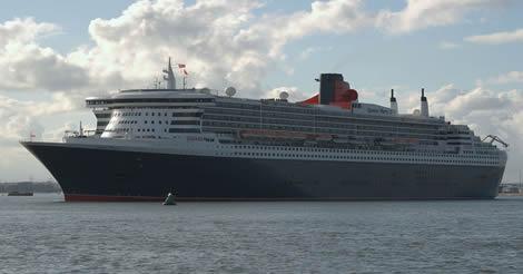 El Queen Mary 2 incluye a Cádiz en una ruta por los cinco continentes
