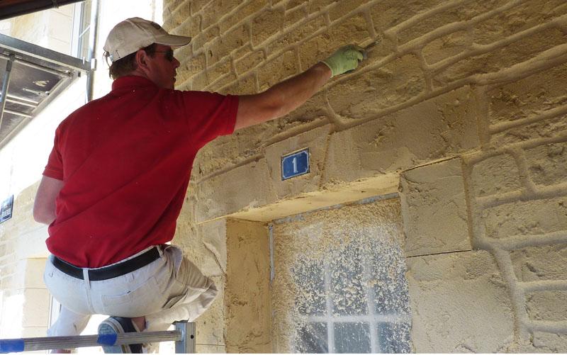 une Entreprise artisanale dans les Vosges spécialisée en décoration pierre apparente
