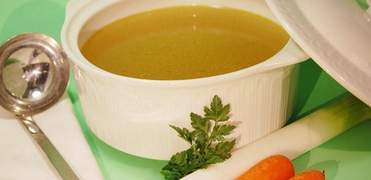 Caldo de verduras 1