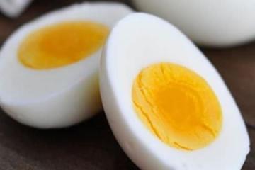 Cómo hacer un huevo duro perfecto 2