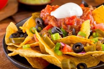 Chili-Cheese Nachos, un clásico mejicano 1