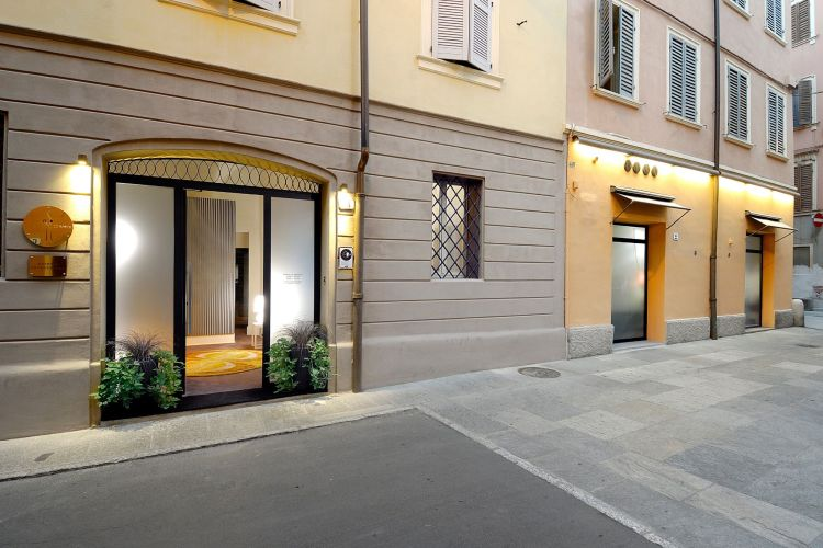 "...and the winner is: ""Osteria Francescana"" (Modena, Italia) 1"