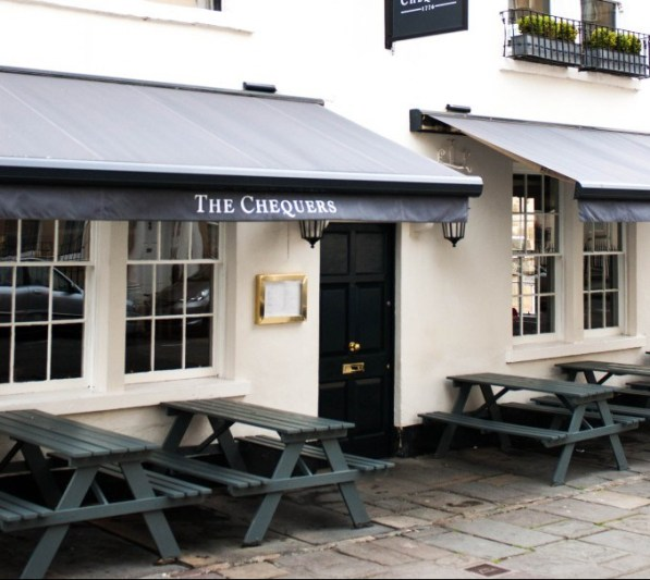 The Chequers Bath