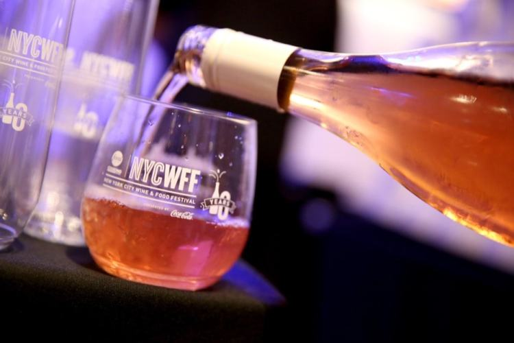 NYC Wine & Food Festival – New York, 11-14 October 2018 1