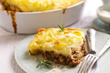 Shepherd's Pie (Pastel de carne picada y puré de patatas) 11