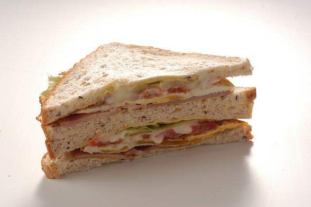 Sándwich Club: un sándwich con historia 1