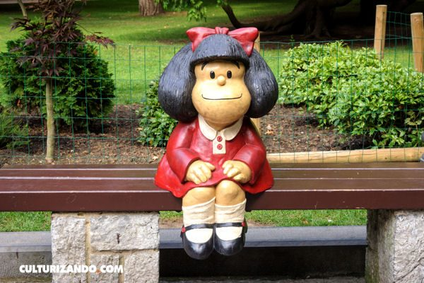 Mafalda y los Beatles 1