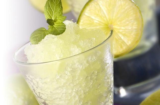 Granizado de limón, sabor a verano 1