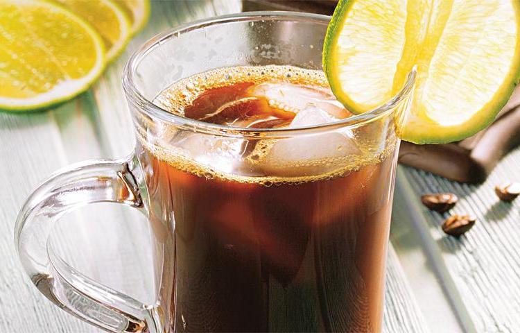 Mazagran: el café helado original 1