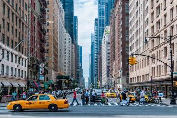 Un vasco en Nueva York:  TXIKITO 1