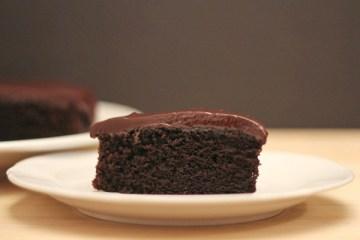 Tarta de chocolate 1