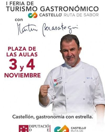 I Feria de producto gastronómico y turístico Castelló Ruta de Sabor 1