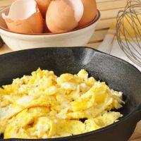 Scrambled Eggs o cómo preparar huevos revueltos al estilo inglés