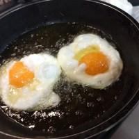 ¿Aceite de oliva para freír?