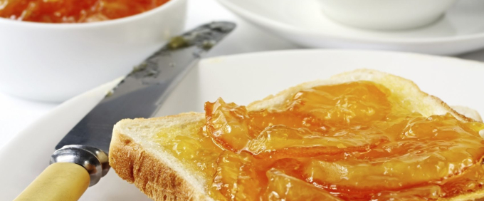 Mermelada de naranja amarga 1