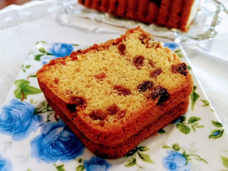 El pastel de frutas (Plum cake) 1