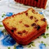 El pastel de frutas (Plum cake) 2
