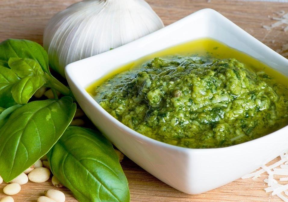 Cómo preparar la Salsa Pesto casera