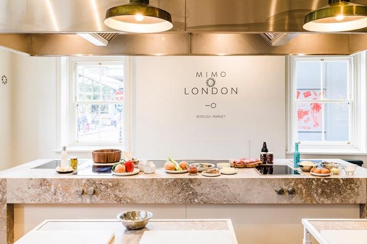 """Clases de cocina española impartidas """"con Mimo"""" en Londres 1"""