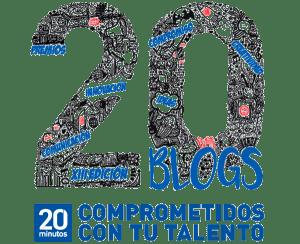 Premio 20 blogs