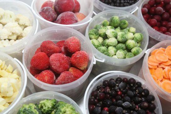 Cómo Congelar Frutas Y Verduras Commememucho