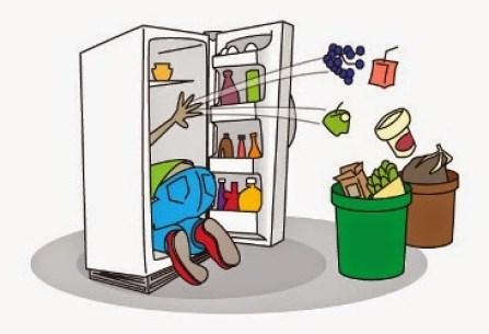 Limpieza del frigorífico