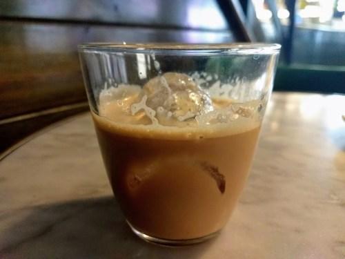 Cafe Shakerato