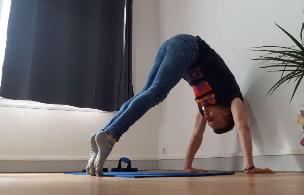 Faire l'équilibre