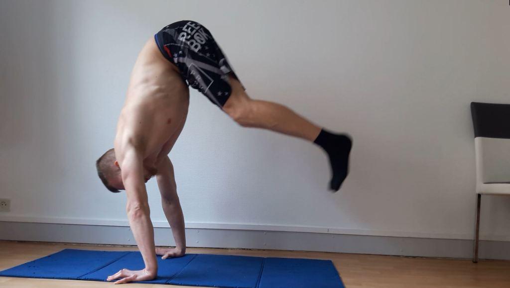 Apprendre le Handstand