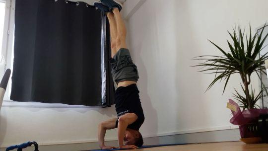 Défi équilibre jour 30