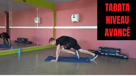 Tabata athlétique