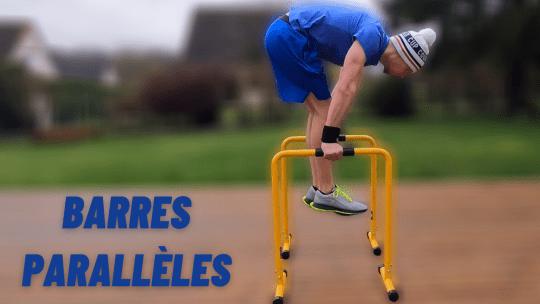 Exercices barres parallèles