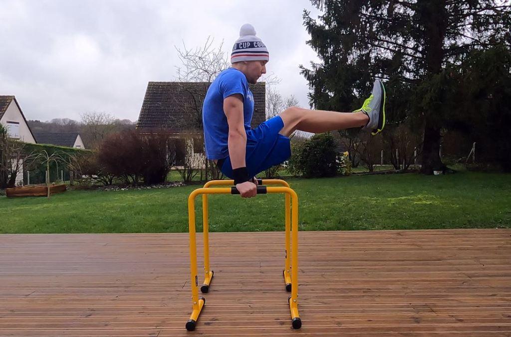 Élévation jambes